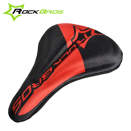 Memory Foam Saddle Cover