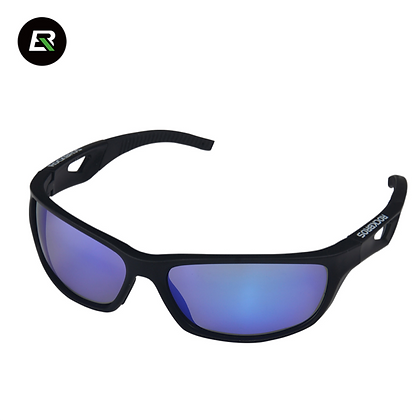 Electroplate Cycling Eyewear