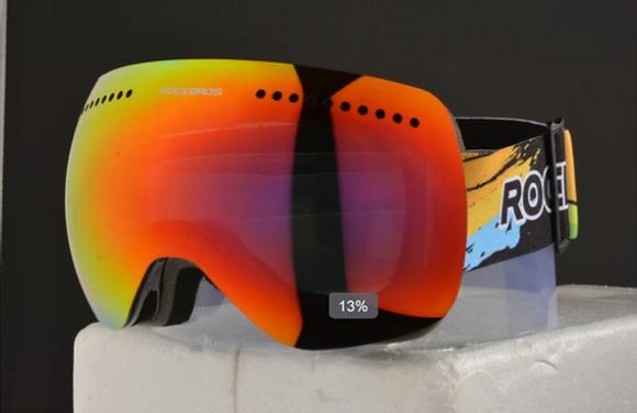Magnetism Ski Googles