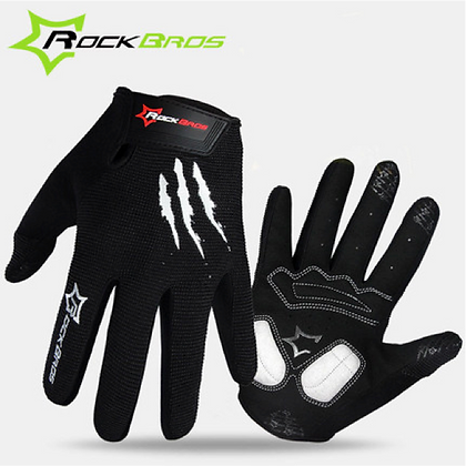 Bicycle Full Finger Gloves