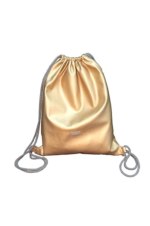 Metallic Beutel gold