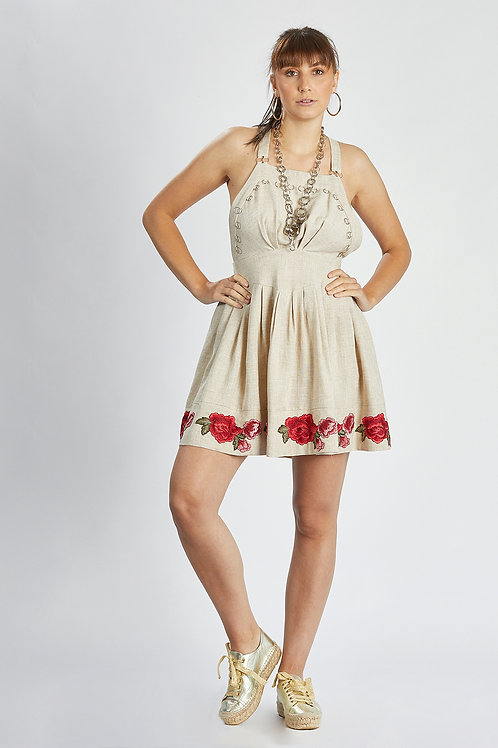 "Kleid ""brighting roses dress"""