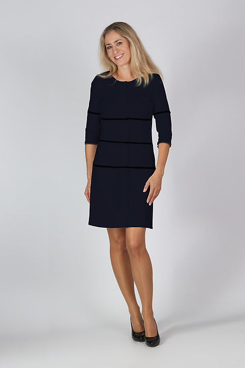 Kleid Siena schwarz