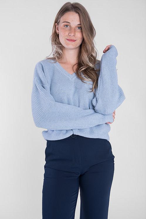 Pullover Finja blau