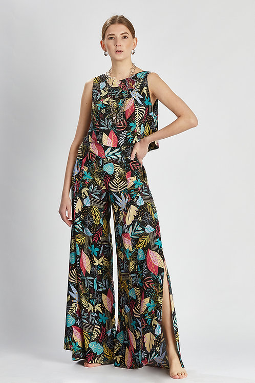 "Hose mit Oberteil ""dark tropical fantasy outfit"""