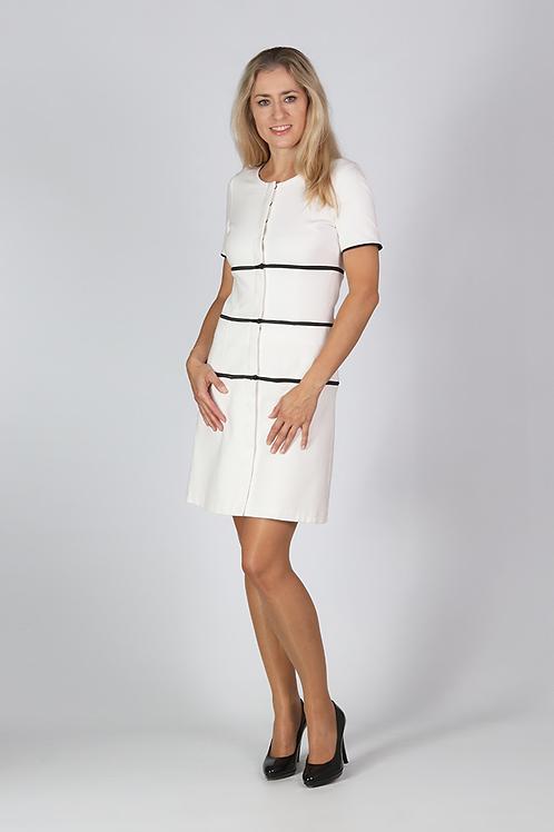 Kleid Siena weiß