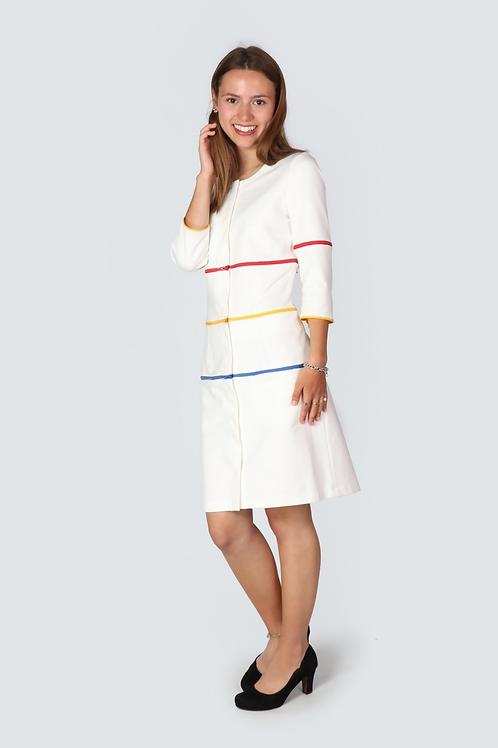 Kleid Siena bunt