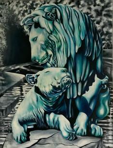 Le lion amoureux (disponible)