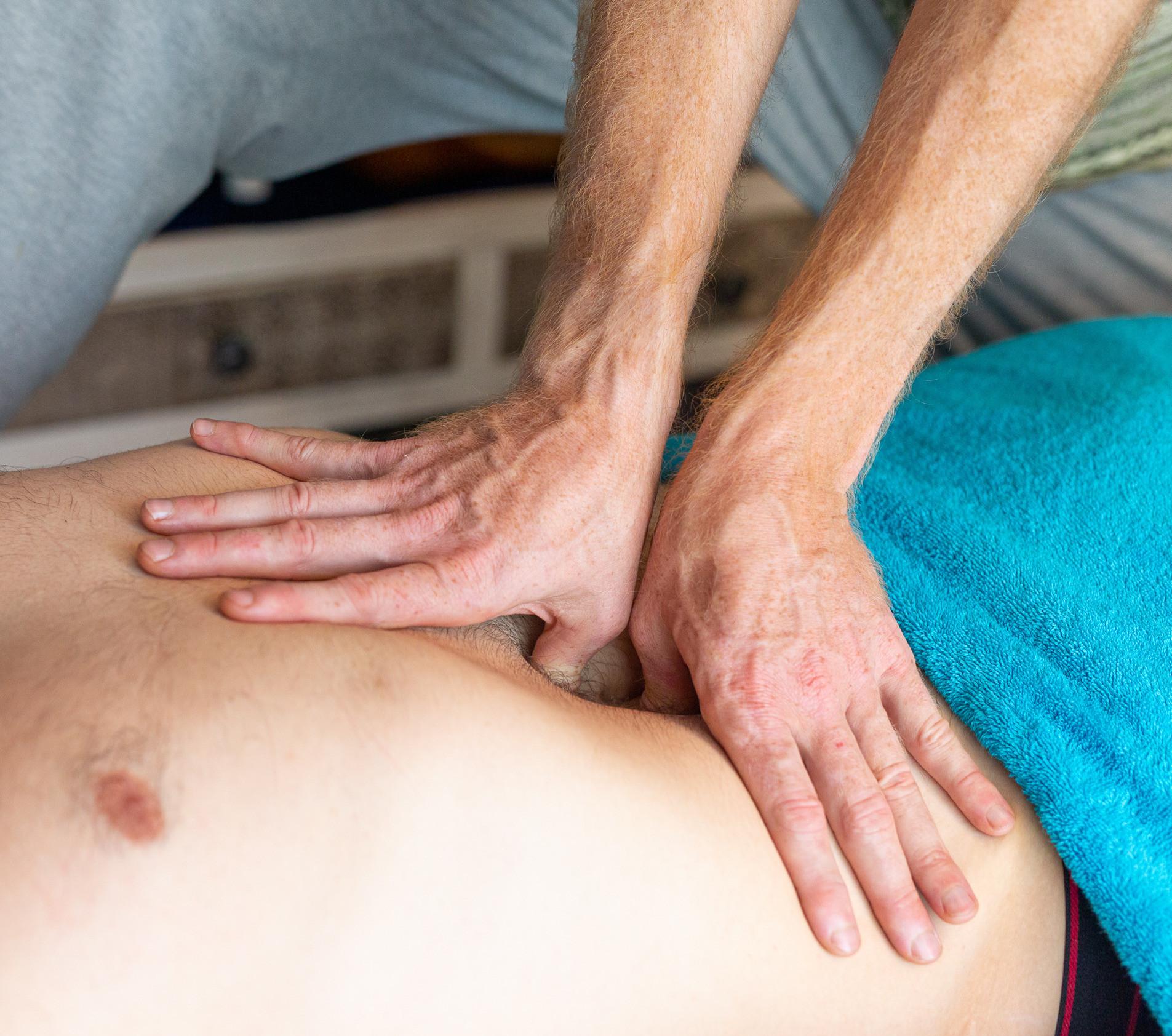 Intake Body De-Armouring Therapie