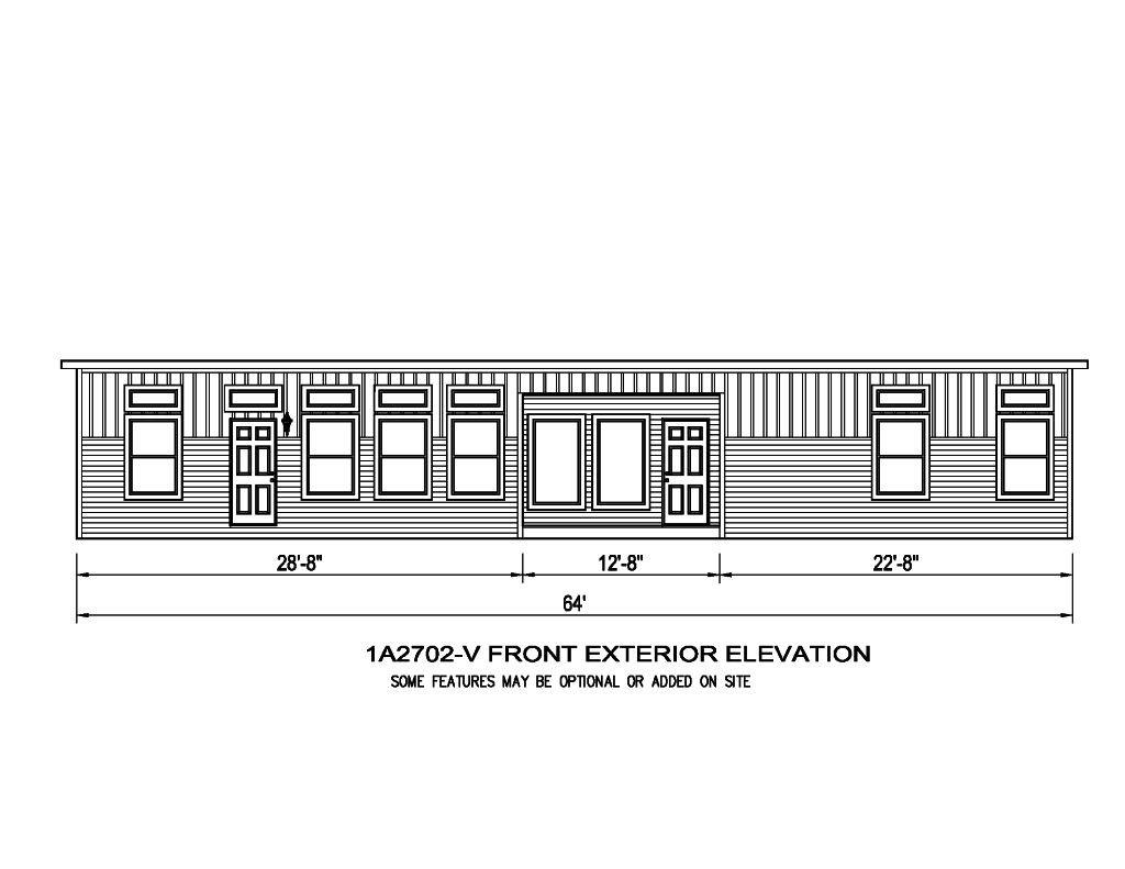 16x64 2020 astro retreat sideview