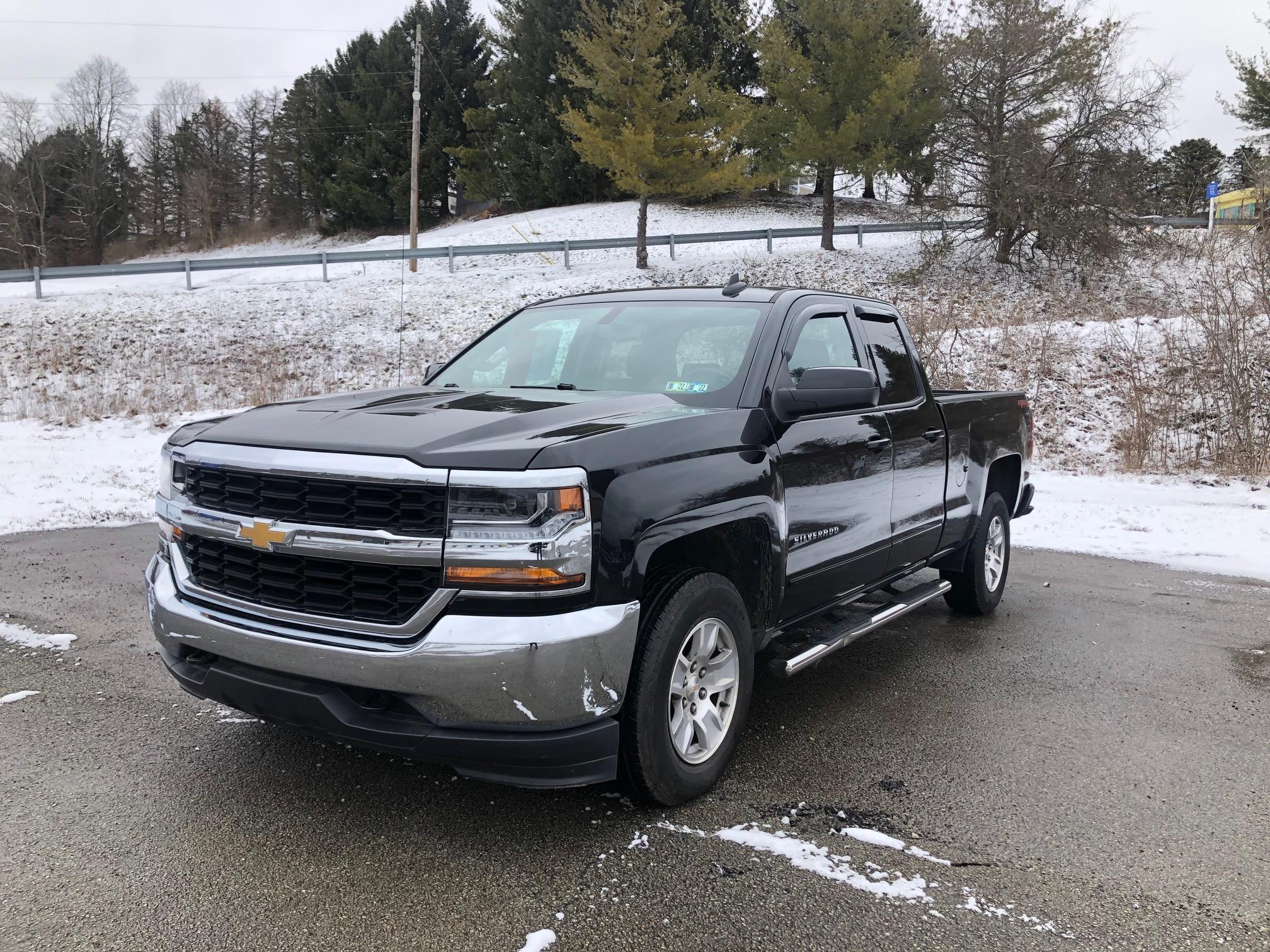 2018 Silverado 1500 4x4