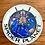 Thumbnail: NEW LOGO Spider Planet fridge magnet 100mm