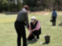 ゴルフ アプローチレッスン