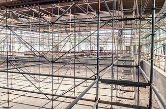 Leading Edge Scaffold