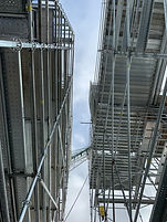 Leading Edge Commercial Scaffold