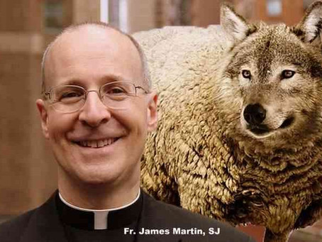 Seven Reasons Why Fr. James Martin Should Not Speak at the World Meeting of Families