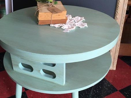 Do you love re-purposed items...