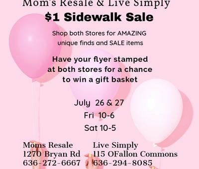 Summer $1 Sale