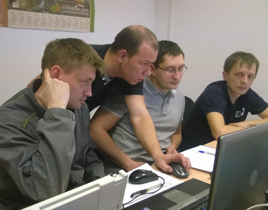 Егорьевский завод строительных матер