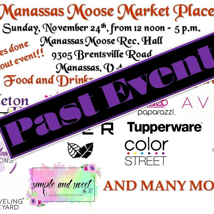 Manassas Moose Fall Marketplace