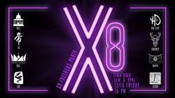 X8 HK Freshers Party