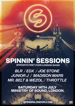 HD LIFE - Spinnin' Sessions