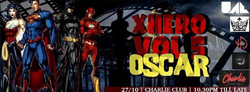 X Hero Halloween Party