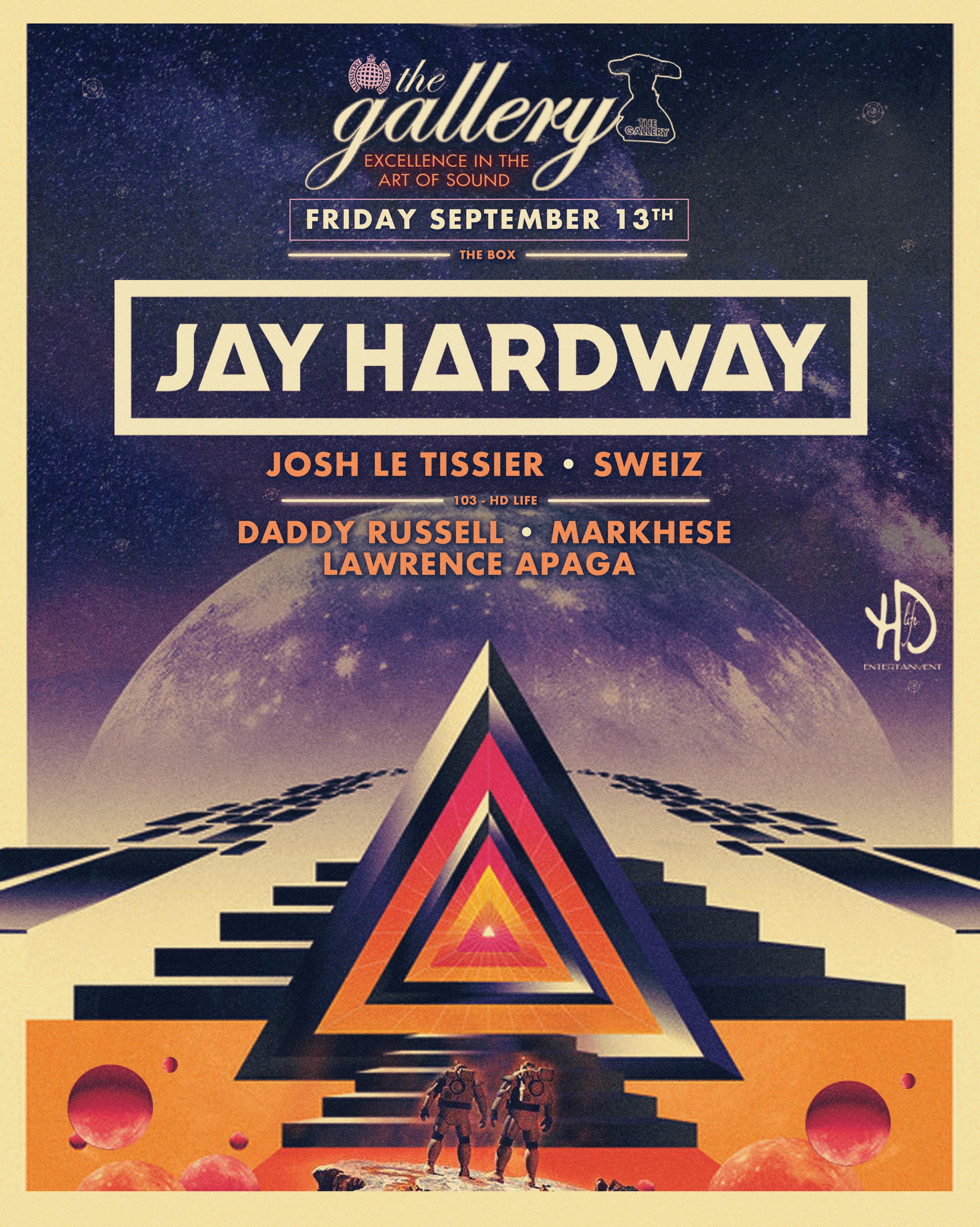 Jay Hardway