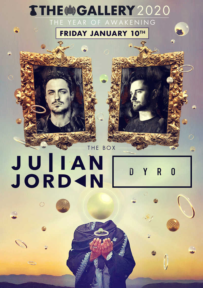 Julian Jordan and Dyro