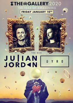 Julian Jordan and Dyro