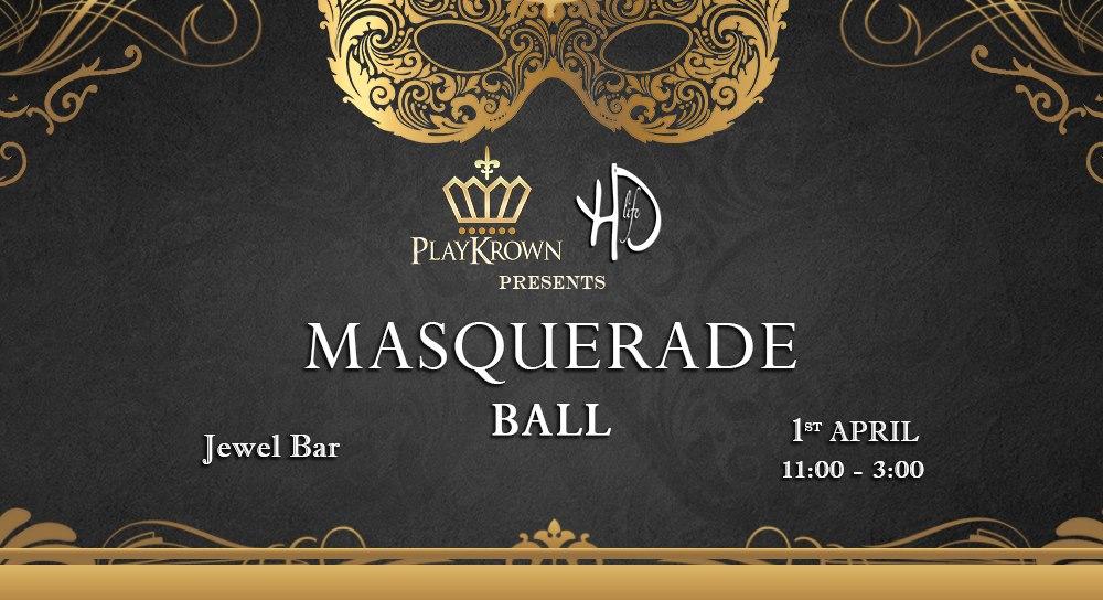 Masquerade Ball 2018