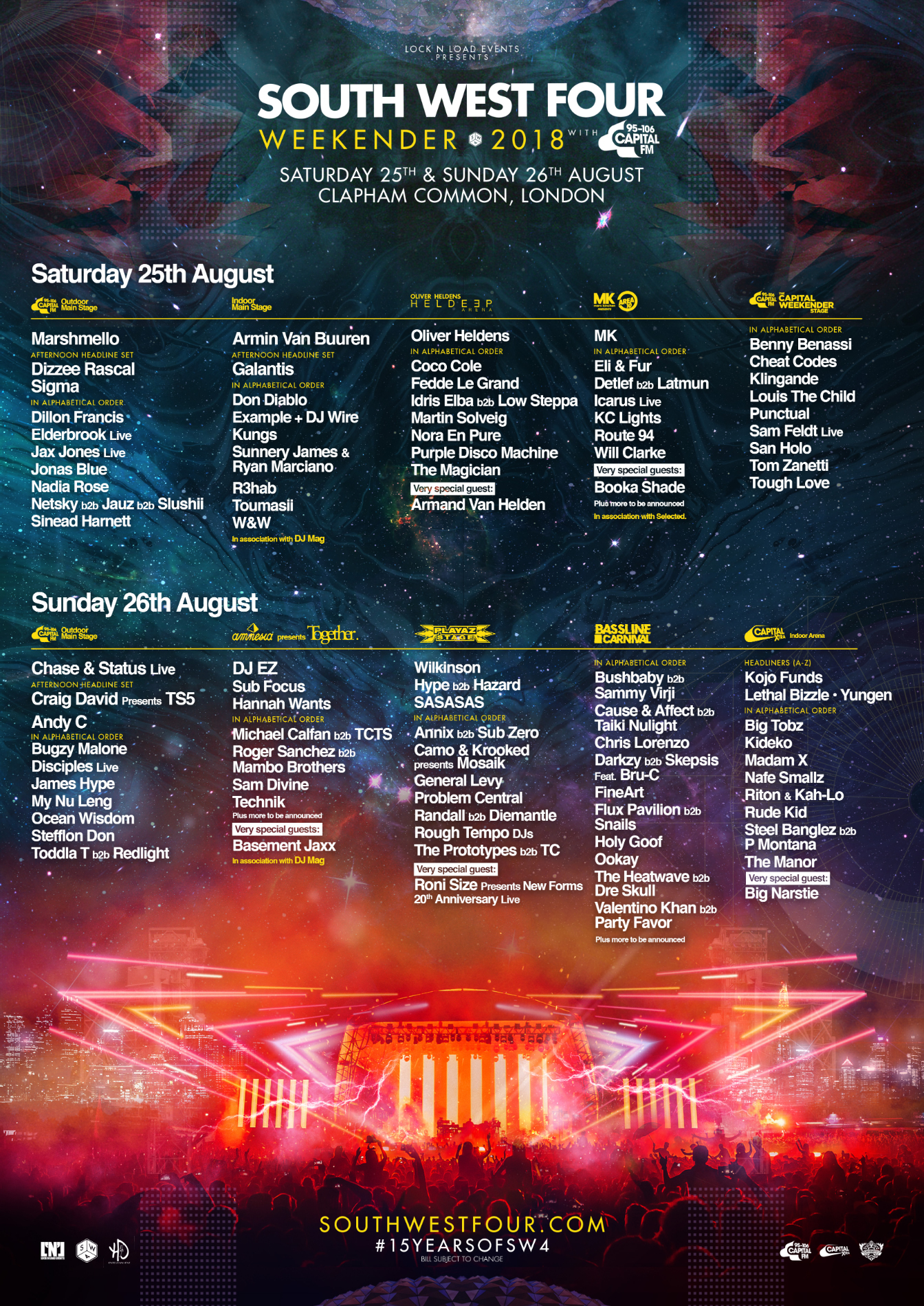 SW4 Music Festival