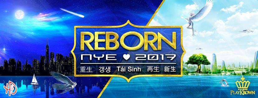 Reborn NYE Party