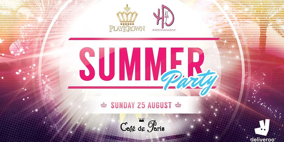 HD Life x PlayKrown Summer Ball
