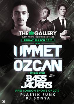 Ummet Ozcan and Bass Jackers