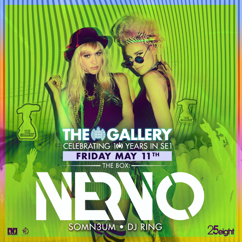 Nervo - HD Life