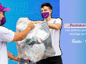 Alianza con Postobón para impulsar el reciclaje en Colombia