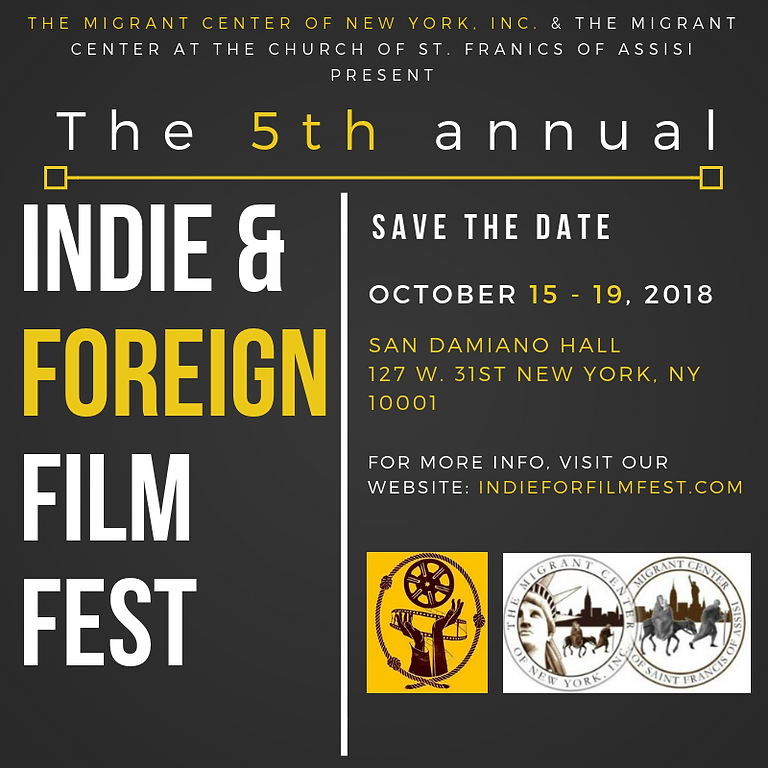 Opening Night: 5th Indie & Foreign Film Festival