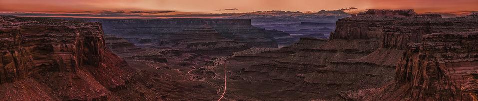 Schafer Canyon Canyonlands National Park