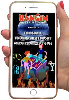 Hangin Kite Centre Foosball Wednesdays.j