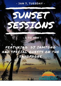 Dinibeach Sunset Sessions
