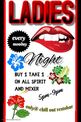 Ladies Night Chill Out Hostel