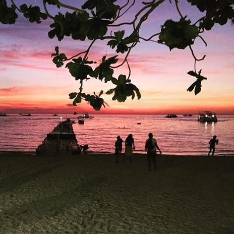 Sunset paradise😍_#boracayisland #boraca