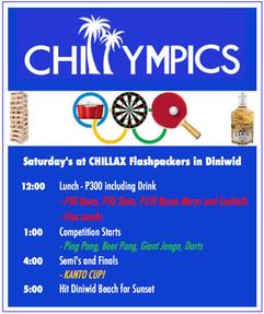 Chillax Chillympics