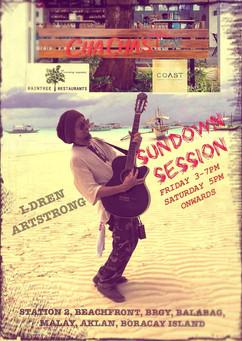 Cha Cha Sundown Session