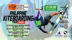 ICTSI Philippine Kiteboarding Tour - Sea