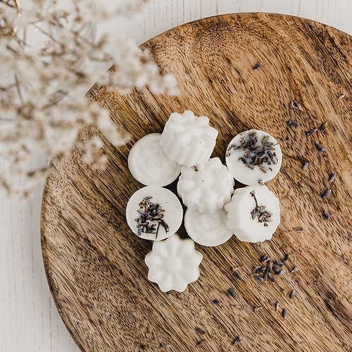 Lavender & Bergamot Essential Oil Soy Wax Melts