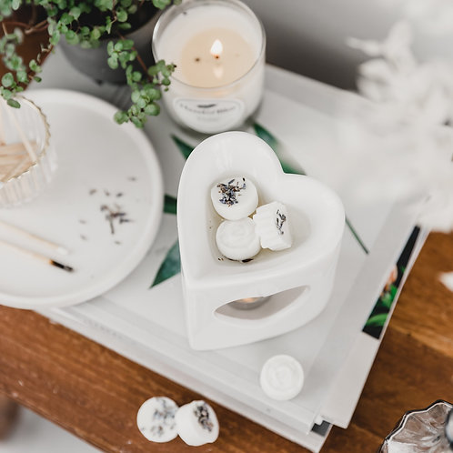 Oil Burner and Soy Wax Melts Gift Box