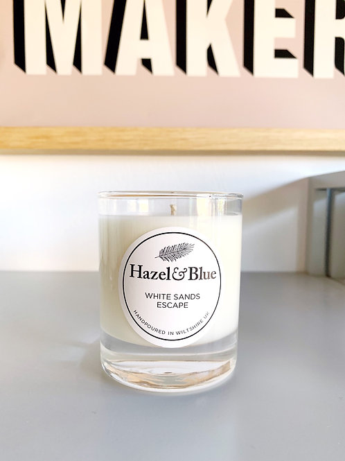 White Sands Escape Soy Glass Candle