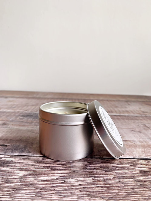 Pumpkin Spice Tin Soy Candle